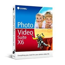 Photo Video Suite X6 Creative Suite