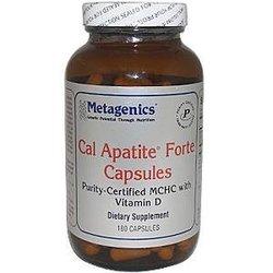 Metagenics Cal Apatite Bone Builder Forte 180 capsules