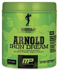Arnold Schwarzenegger Series Arnold Iron Dream Fruit Punch -- 5.92 oz