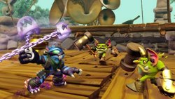 Skylanders SWAP Force Swappable Individual Character Pack- Trap Shadow