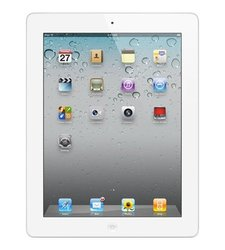 "Apple 9.7"" iPad 2 Tablet 32GB Wi-Fi - White (MC980LL/A)"