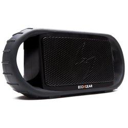 Ecoxgear Rugged and Waterproof Wireless Bluetooth Speaker - Black
