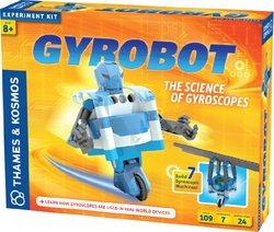 Thames and Kosmos Gyrobot-Gyroscopic Robot Kit 321354