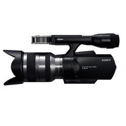 Sony 14MP HD Camcorder w/ 18-200mm Lens 11x Optical NEX-VG10