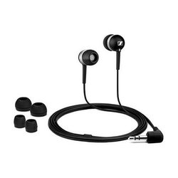 Sennheiser CX300-B Earbuds (Black) - Old Version (Discontinued by Manufacturer)