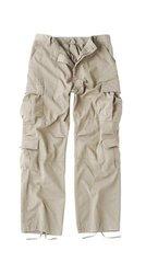 Vintage Paratrooper Cargo Pants - Stone M 2362