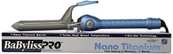 Babyliss Pro BABNT100S Professional Nano Titanium Spring Curling Iron - 1 Inch