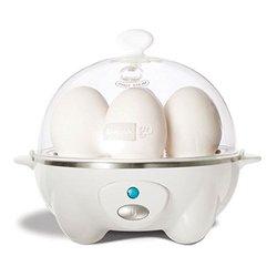 Dash GO Rapid Egg Cooker - White
