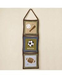 CoCaLo Baby Sports Fan Wall Hanging 3 Box