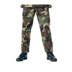 7941 ULTRA FORCETM BDU PANT WOODLAND (LARGE) [Apparel]