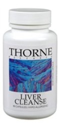 Thorne Research - Liver Cleanse 120 VegiCaps