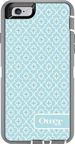 best website e3072 24ac6 OtterBox iPhone 6 Defender Series Graphics Case & Holster - Moroccan ...