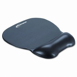 Innovera 51450 Gel Mouse Pad with Wrist Rest Nonskid Base