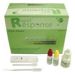 Rapid Response Mono Test Kit, 15 Tests/KIT