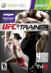 THQ - UFC Personal Trainer: The Ultimate Fitness System for Xbox 360