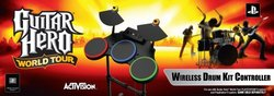 Activision Guitar Hero World Tour-Stand Alone Drums PS2PS3