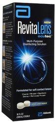 AMO Revitalens Ocutec Multi-purpose Disinfecting Solution 10 Oz