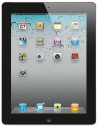 "Apple iPad 2 9.7"" Tablet 16GB iOS WiFi - Silver (MC979LL/A)"