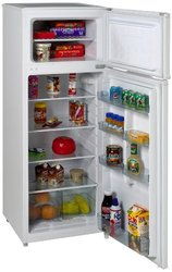 Avanti 7.4 cu. ft. Apartment-Sized Refrigerator/Freezer - White