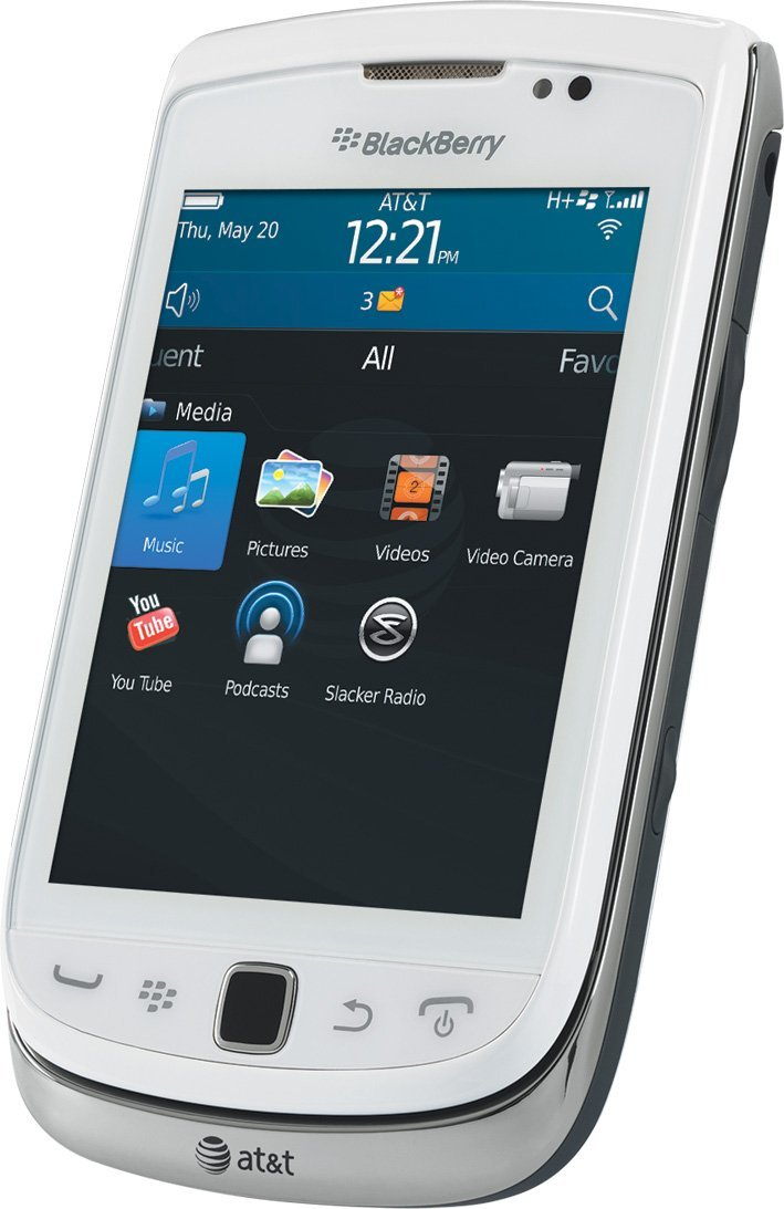 blackberry torch 4g 9810 no contract smartphone for at t white rh blinq com AT&T BlackBerry Torch 9810 BB Torch 9810