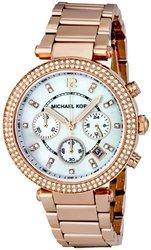 Michael Kors Women's Watch - Rose Gold Tone