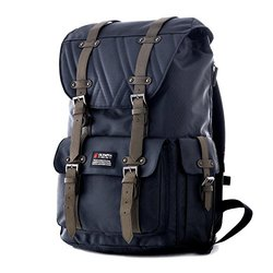 "Sunsport Hopkins 18"" Backpack - Navy/Black"