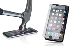 PurTech Tempered-Glass Screen Protectors for iPhone 5/5S/5C - 3 Pack