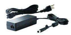 HP 65 Watt Smart AC Adapter 3-Wire AC Power Cord - Black (ED494AA#ABA)