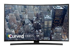 "Samsung Curved 65"" 4K Ultra HD Smart LED TV (UN65JU6700)"