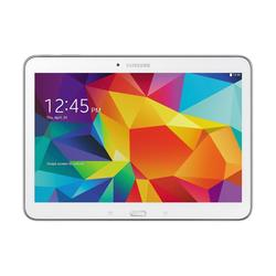 """Samsung Galaxy Tab 4 10.1"""" Tablet 16GB Android OS - White (SM-T530NZWAXAR)"""
