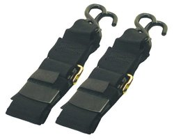 Invincible Marine Transom Tie-Down Straps Pack 2