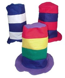 Fun Express Stovepipe Hat - 1 dz - (IN-25-1123)