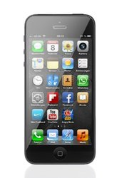 Apple iPhone 5 16GB Smartphone for AT&T - Black (MD634LL/A)