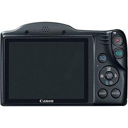 Canon PowerShot SX400 Digital Camera with 30x Optical Zoom (Black)