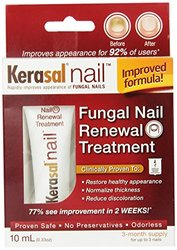 Kerasal Nail Fungal Nail Renewal Treatment 3 Month Supply .(Pack) 33 oz, 2