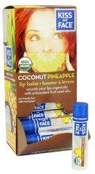 Kiss My Face Organic Coconut Pineapple Lip Balm