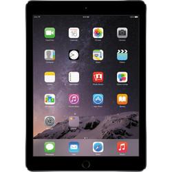 """Apple iPad Air 2 9.7"""" Tablet 16GB Wi-Fi - Silver (MGKM2LL/A)"""