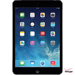 "Apple iPad Mini 7.9"" Tablet 16 GB 4G LTE GSM Unlocked - Gray (MF450LL/A)"