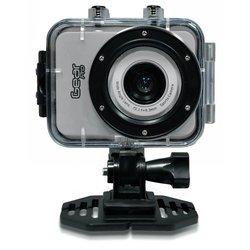 GearPro 12MP Action Camera - Silver (GDV285SL)