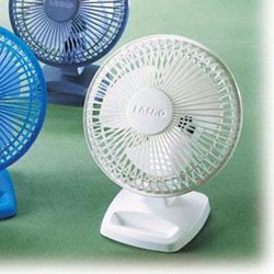 Lasko 6 in. Personal Fan - White (2002W)