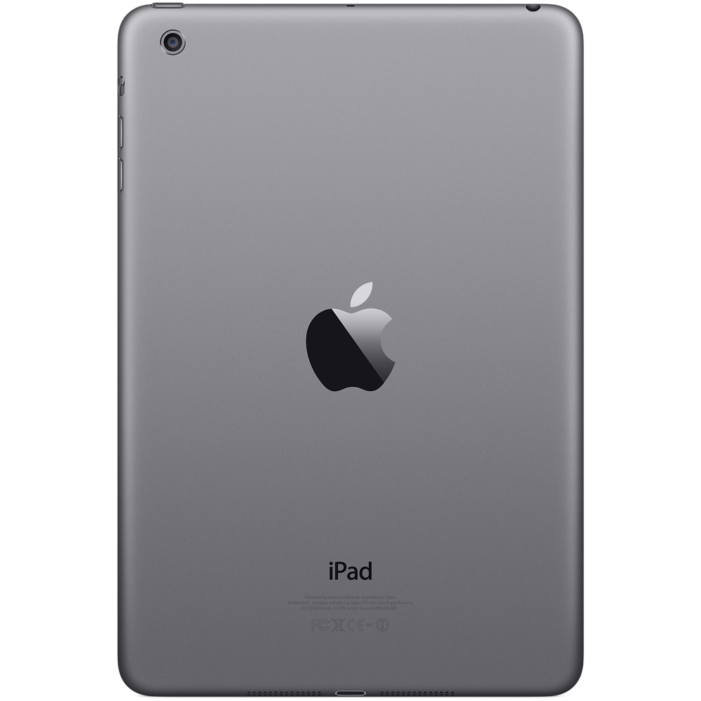 apple ipad mini 16gb wi fi space gray mf434ll a check back soon blinq. Black Bedroom Furniture Sets. Home Design Ideas