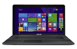 """ASUS 17.3"""" Touch Laptop Intel N3540 2.16GHz 8GB 1TB Win8.1 (K751MA-DS21TQ)"""