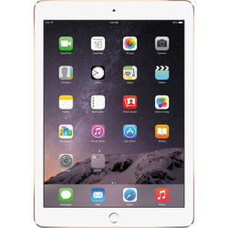 "Apple 9.7"" iPad Air 2 with Retina Display 64GB - Gold (MH182LL/A)"